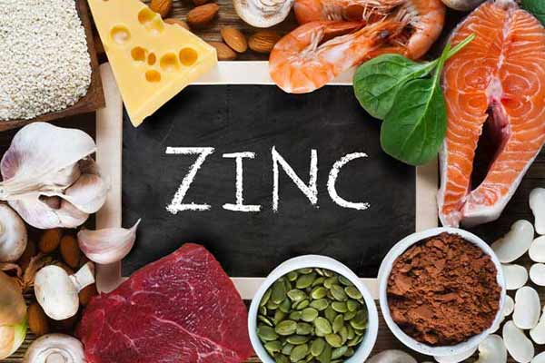 Zinc and ED