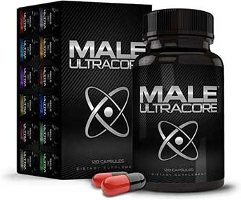 Male Ultracore power from Vi Pex to boost testosterone, for libido erection and performance anxiety