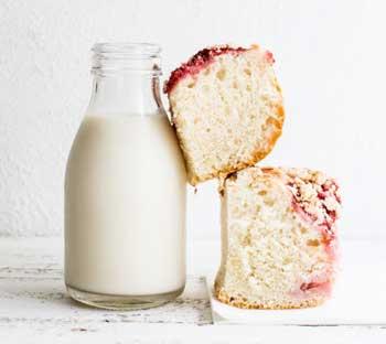 milk does it reduce testosterone