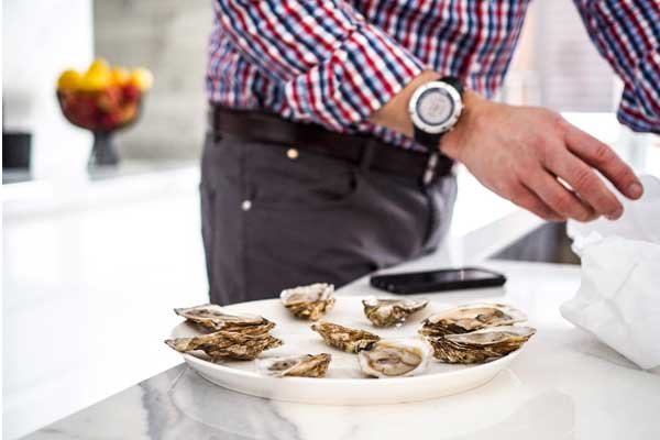 can oysters increase testosterone