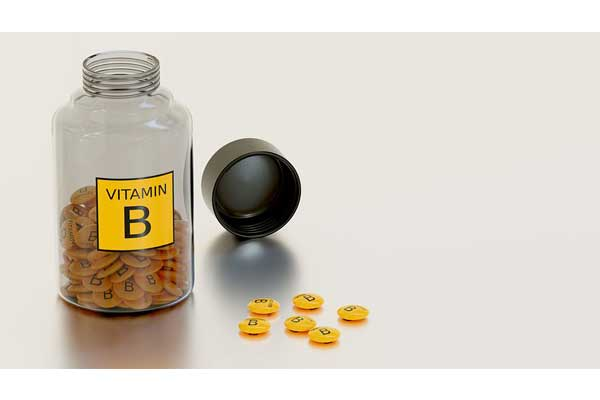 Vitamin B and testosterone