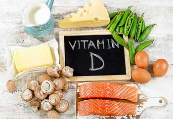 Vitamin D ingredient in T Booster