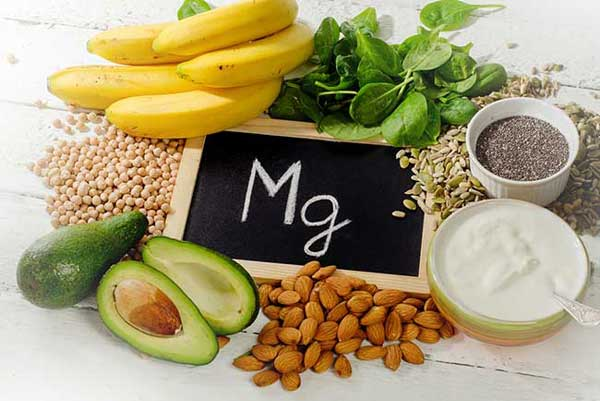 Magnesium Improves Performance