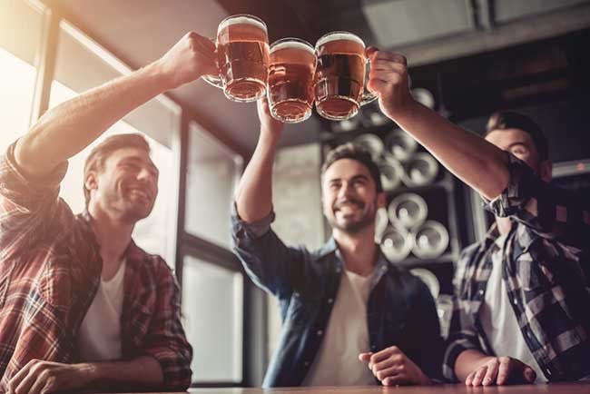 Alcohol affect testosterone
