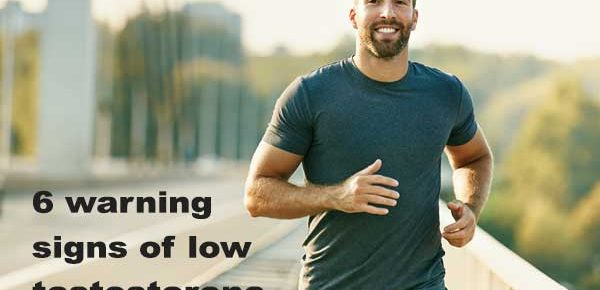 6 signs of low testosterone